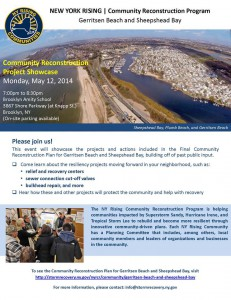 GERRITSEN BEACH/SHEEPSHEAD BAY NY Rising Public Engagement Meeting @ Amity School | New York | United States