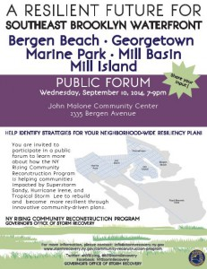 Mill Basin Bergen Beach Georgetown Mill Island Marine Park @ John Malone Community Center | New York | United States