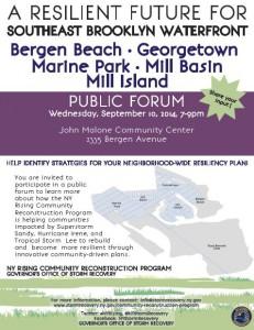 Mill Basin Bergen Beach Georgetown Mill Island Marine Park @ John Malone Community Center | New York | United States