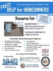 Brighton Beach: Homeowners Resource Fair