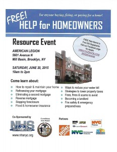 MILL BASIN Homeowner Resource Fair @ American Legion Hall | New York | United States