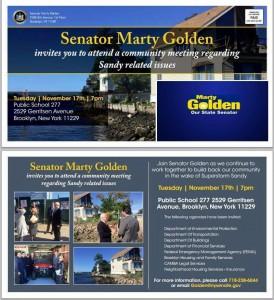 GERRITSEN BEACH Sandy Community Meeting @ P. S. 277 | New York | United States